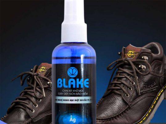 Xịt khử mùi Blake