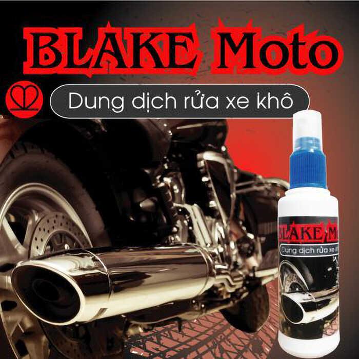 Dry motobike