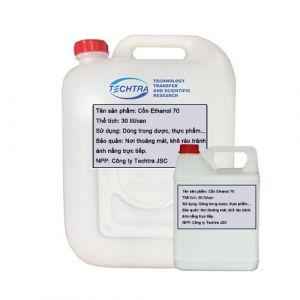 Cồn ethanol 70