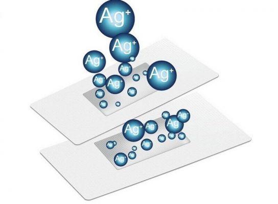 Ion bạc và nano bạc