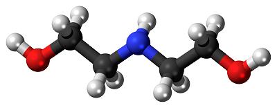 Diethanolamine-C4-H11-NO2