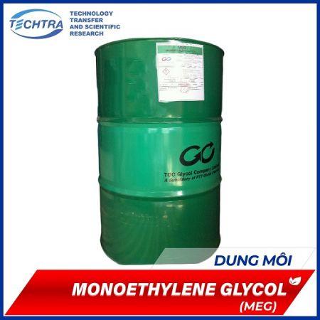 Dung môi MONOETHYLENE GLYCOL (MEG) - Ethylene glycol (C2H6O2)