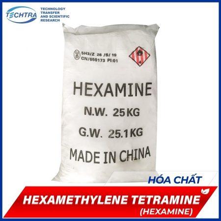HEXAMETHYLENE TETRAMINE (Hexamine) | hoá chất kết dính nhựa Phenolic