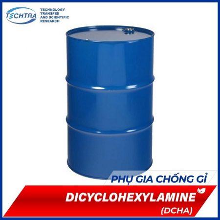 Phụ gia chống gỉ DICYCLOHEXYLAMINE (DCHA) – Chất trung hòa pH HN(C6H11)2