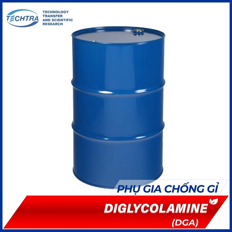 Phụ gia chống gỉ DIGLYCOLAMINE (DGA) – Chất trung hòa pH (C4H11NO2)