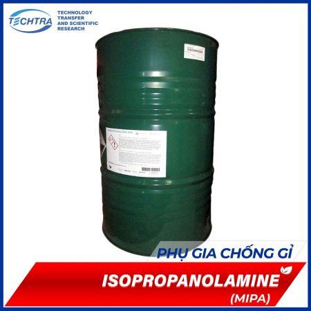 Phụ gia chống gỉ ISOPROPANOLAMINE (MIPA) – Chất trung hòa pH (C3H9NO)