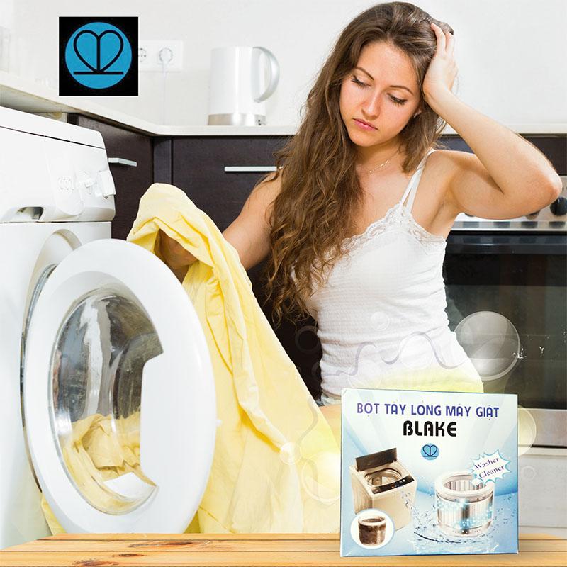 Bột tẩy lồng máy giặt blake 250g