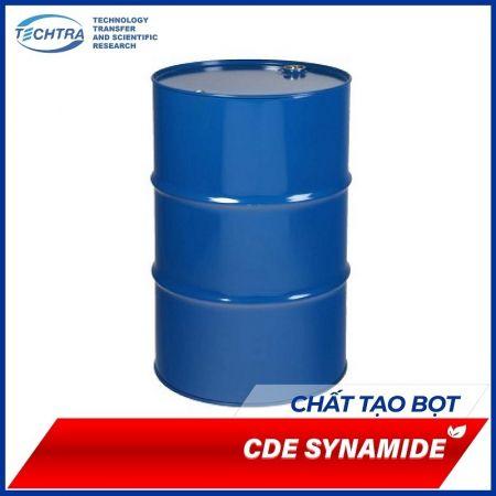 Chất tạo bọt CDE SYNAMIDE | Ổn định bọt Cocamide CDE | Coco Fatty
