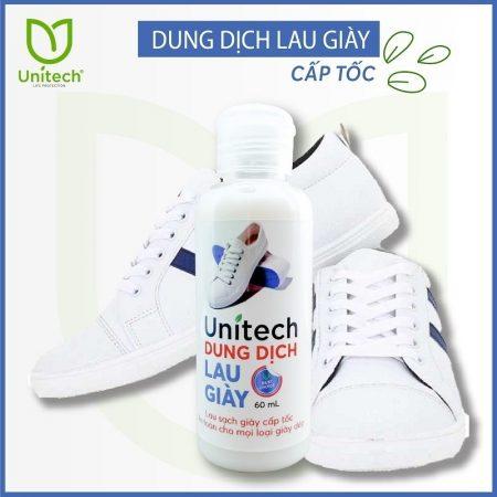Dung dịch lau giày cấp tốc Unitech